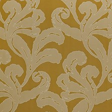 Saffron Drapery and Upholstery Fabric by Scalamandre