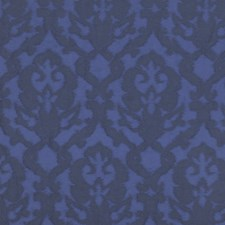 Admiral Blue Drapery and Upholstery Fabric by Scalamandre