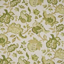 Leaf Drapery and Upholstery Fabric by Kasmir