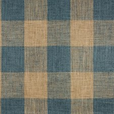 Blue Spruce Drapery and Upholstery Fabric by RM Coco