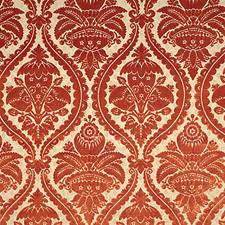 Spice Drapery and Upholstery Fabric by Scalamandre