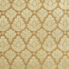 Gold/Ochre Drapery and Upholstery Fabric by Scalamandre