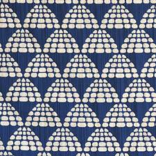 Blu Drapery and Upholstery Fabric by Scalamandre