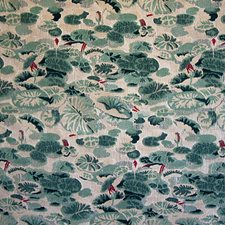 Acqua Drapery and Upholstery Fabric by Scalamandre