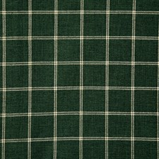 Evergreen Check Drapery and Upholstery Fabric by Pindler