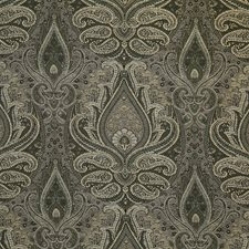 Flint Paisley Drapery and Upholstery Fabric by Pindler