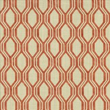Papaya Drapery and Upholstery Fabric by Kasmir
