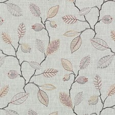 Cactus Embroidery Drapery and Upholstery Fabric by Duralee