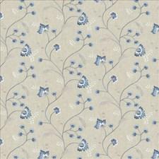 Cornflower Drapery and Upholstery Fabric by Kasmir
