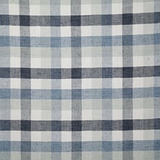 Twilight Check Drapery and Upholstery Fabric by Pindler