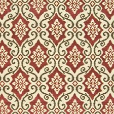 Cinnamon Drapery and Upholstery Fabric by Kasmir