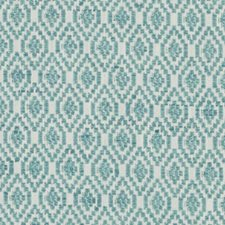 Sea Green Diamond Drapery and Upholstery Fabric by Duralee