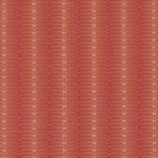 Red Stripe Drapery and Upholstery Fabric by Duralee