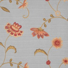 Eggshell Drapery and Upholstery Fabric by RM Coco