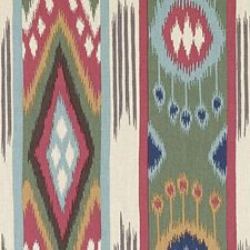 Multi Ethnic Drapery and Upholstery Fabric by Duralee