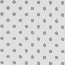 Grey Dots Drapery and Upholstery Fabric by Duralee