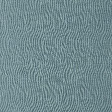 Aqua Chenille Drapery and Upholstery Fabric by Duralee