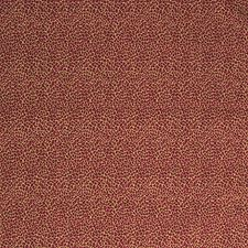 Durbar Leopard-Cerise Animal Drapery and Upholstery Fabric by Lee Jofa