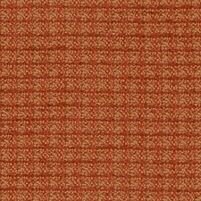 Papaya Chenille Drapery and Upholstery Fabric by Duralee