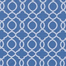 Ocean Geometric Drapery and Upholstery Fabric by Duralee