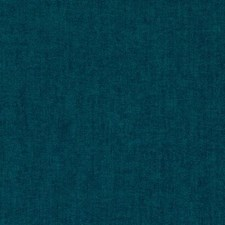 Teal Chenille Drapery and Upholstery Fabric by Duralee