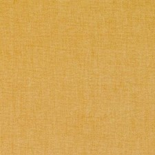 Yellow Chenille Drapery and Upholstery Fabric by Duralee