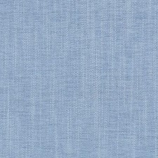 Light Blue Herringbone Drapery and Upholstery Fabric by Duralee