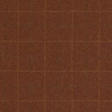 Persimmon Plaid Drapery and Upholstery Fabric by Duralee