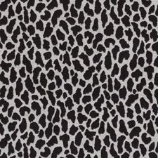 Grey/Black Animal Skins Drapery and Upholstery Fabric by Duralee
