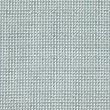 Soft Teal Print Drapery and Upholstery Fabric by Threads