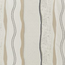 Platinum/Bronze Jacquards Drapery and Upholstery Fabric by Threads