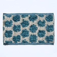 Tape Braid Azul Trim by Pindler