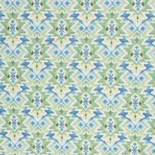 Grasshopper Drapery and Upholstery Fabric by RM Coco