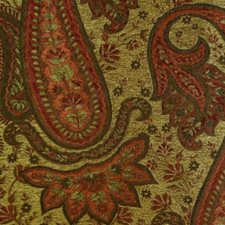 Gold Spice Drapery and Upholstery Fabric by RM Coco