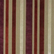 Bordeaux Stripe Drapery and Upholstery Fabric by Clarke & Clarke