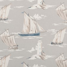 Mist Drapery and Upholstery Fabric by Clarke & Clarke