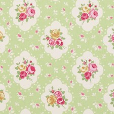 Summer Dots Drapery and Upholstery Fabric by Clarke & Clarke