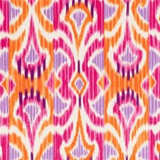 Sunset Ethnic Drapery and Upholstery Fabric by Clarke & Clarke
