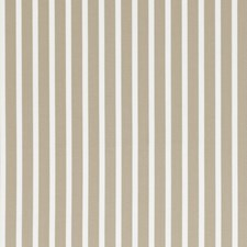 Caramel Stripes Drapery and Upholstery Fabric by Clarke & Clarke