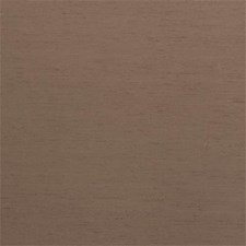 Walnut Faux Silk Drapery and Upholstery Fabric by Clarke & Clarke