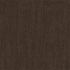 Espresso Basketweave Drapery and Upholstery Fabric by Clarke & Clarke