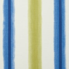 Riviera Stripes Drapery and Upholstery Fabric by Clarke & Clarke
