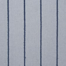 Chambray Stripes Drapery and Upholstery Fabric by Clarke & Clarke