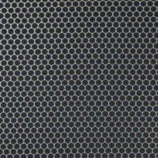 Ebony Dots Drapery and Upholstery Fabric by Clarke & Clarke