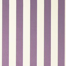 Violet Stripes Drapery and Upholstery Fabric by Clarke & Clarke