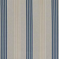 Denim Stripes Drapery and Upholstery Fabric by Clarke & Clarke