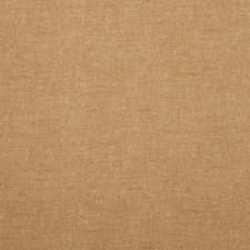 Ochre Solids Drapery and Upholstery Fabric by Clarke & Clarke