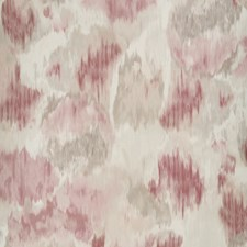 Blush/Stone Drapery and Upholstery Fabric by Clarke & Clarke