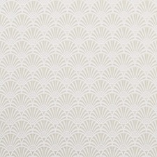 Ivory Drapery and Upholstery Fabric by Clarke & Clarke