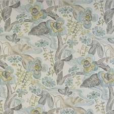 Oasis Botanical Drapery and Upholstery Fabric by Kravet